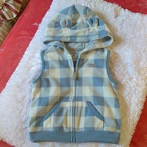 Carter's Baby Hoodie Vest